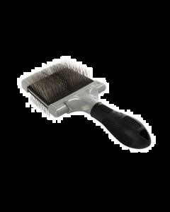 Grande brosse pour toilettage d'animaux souple et flexible, FURminator