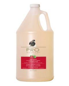 Après-shampoing, apaisant à l'avoine, pomme fraîche, Pro Nourish, 3,8 litres