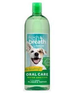 TropiClean Fresh Breath Dog Oral Care
