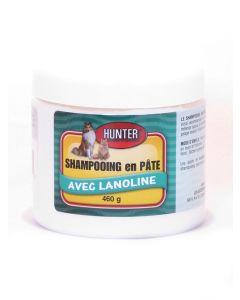 Shampoing en pâte avec lanoline pour animaux, Hunter