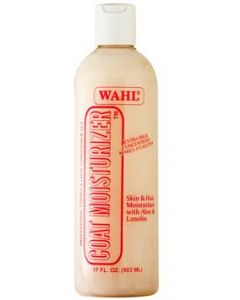 Shampoing avoine toilettage chien oatmeal Ease Wahl 500ml