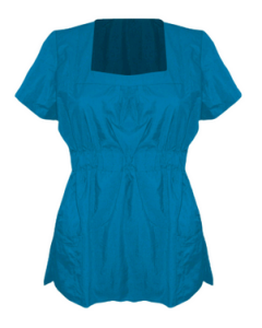 Sarrau de toilettage turquoise, Ez Care
